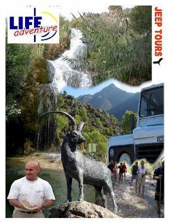 Nerja Jeep Tours